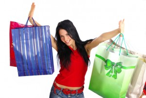 woman Shopping Bags Small