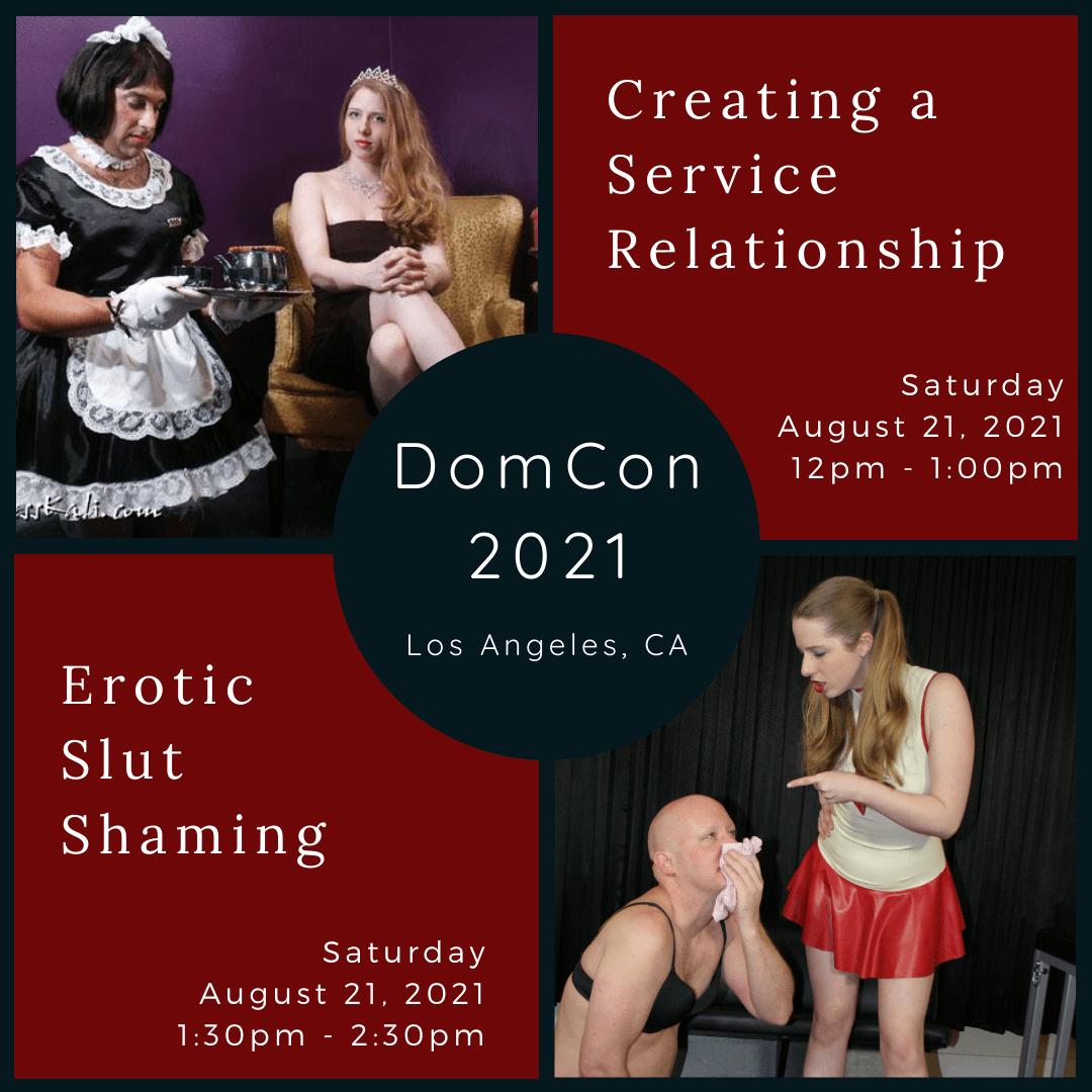 DomCon 2021 Promo
